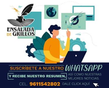 Whatsapp Ensalada de Grillos