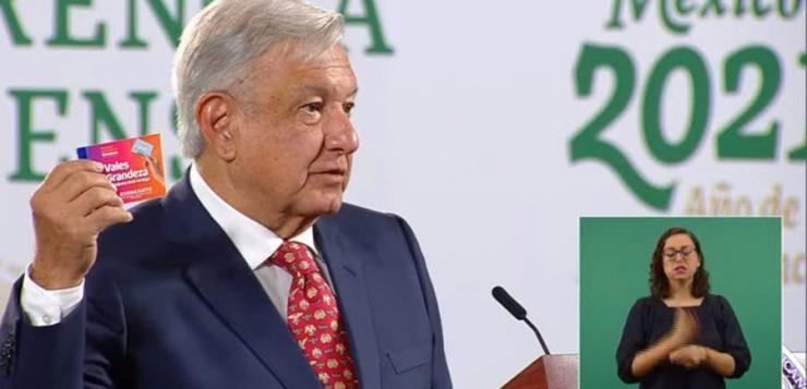 Promete AMLO hacer justicia ante asesinado de candidato de MC, en Cajeme, Sonora