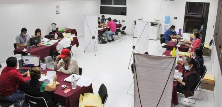 """Harta """"chamba"""" para el TEECH; recibe 123 medios de impugnación por comicios municipales"""