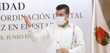 De nuevo, Rutilio Escandón llama a vacunarse contra el COVID19 a personas de 40 y más